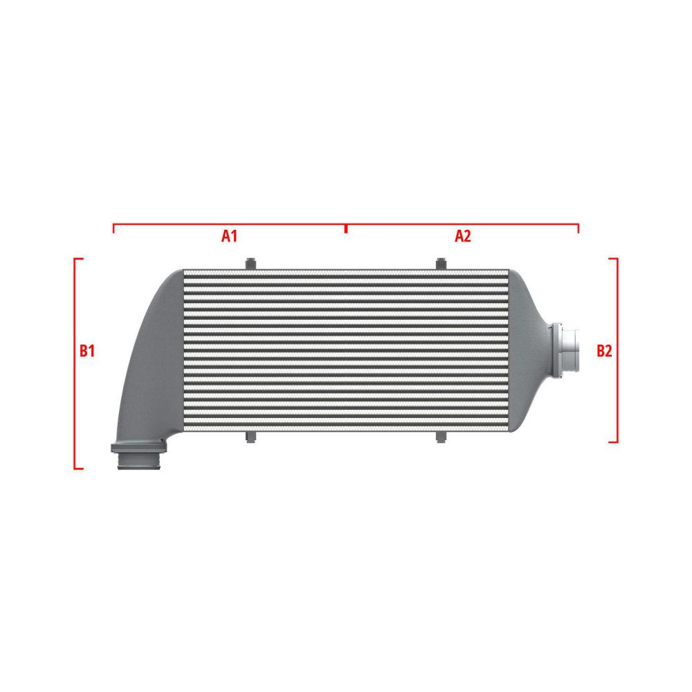 Universal Performance Intercooler 9 02 003 020