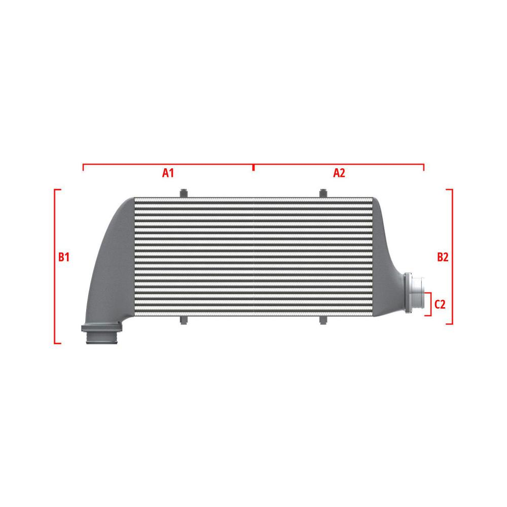 Universal Competition Intercooler 9 01 005 013